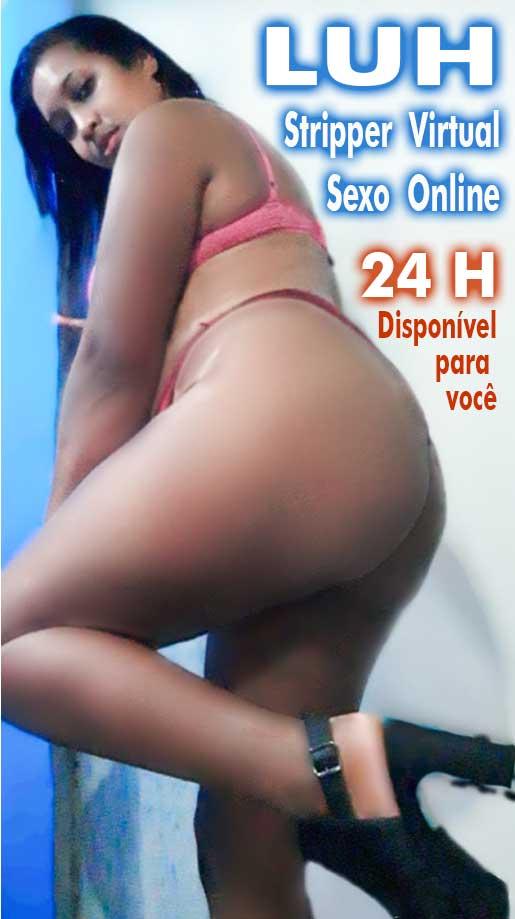 Luh Stripper Virtual shows todos os dias tenho Pix